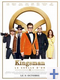 kingsman cercle or affiche