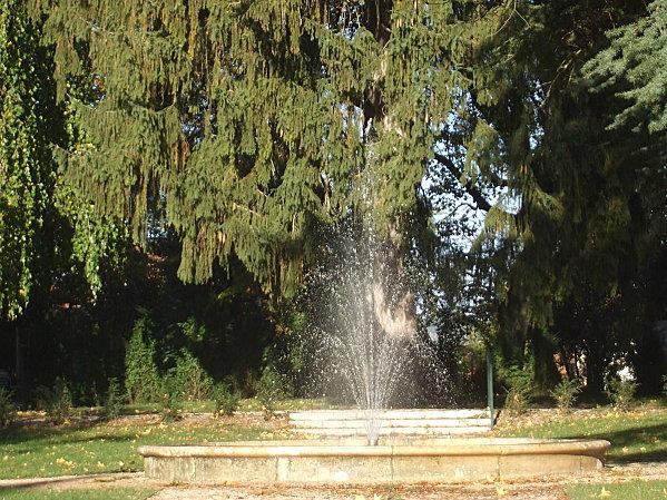 Belley ( parc de l'Evéché )