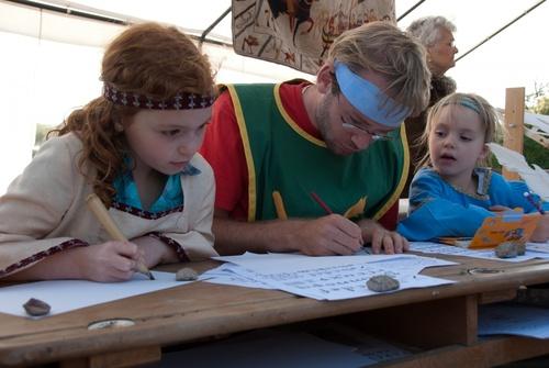 Fête médiévale à Passy-les-tours