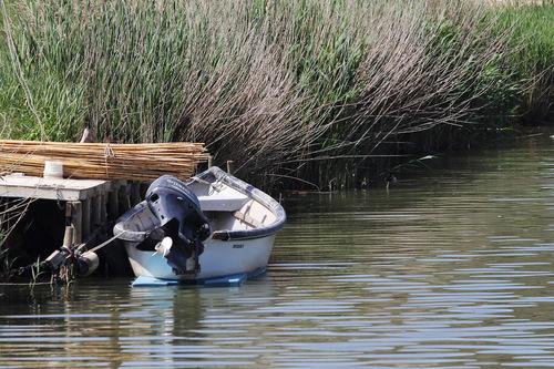 barque de pecheur