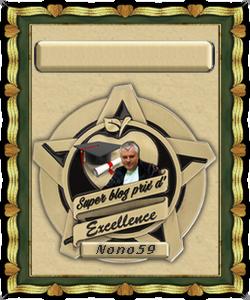 Prix d'excellence