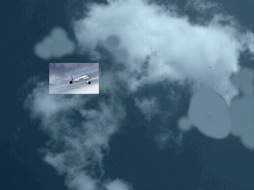 chaher la tete dans les nuages
