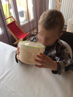 1ier mai : brin de muguet porte-bonheur
