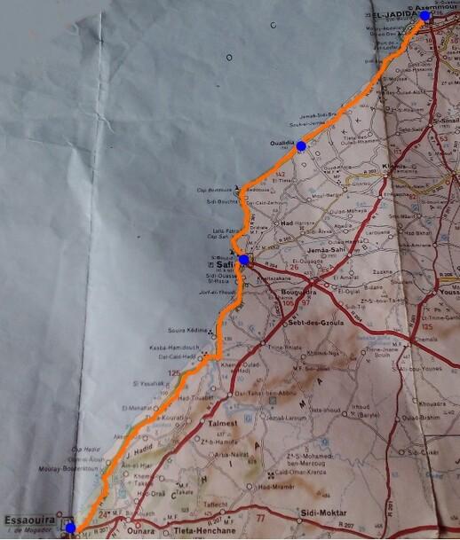 Essaouira-El Jadida