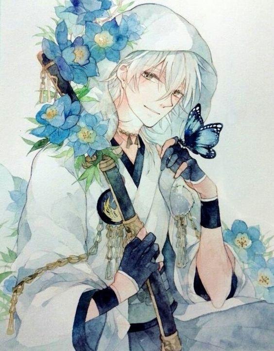 Le samouraï de fleur: