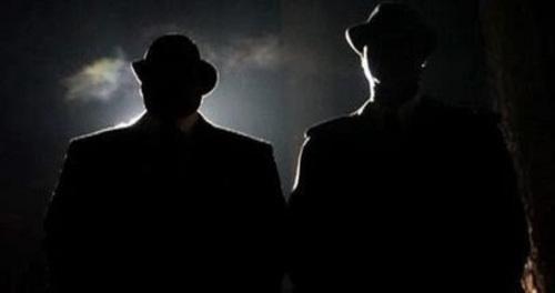 Pennsylvanie : De mystérieux hommes en noir interrogent les résidents