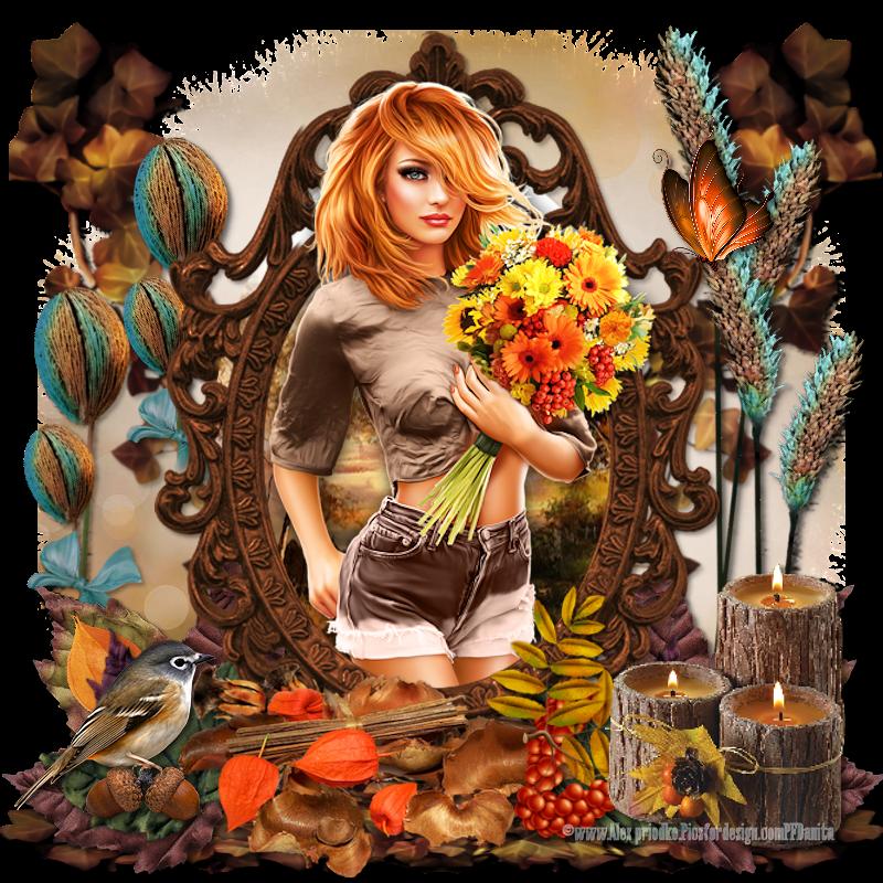 Variante couleur d'automne