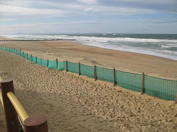 vieux boucau la plage