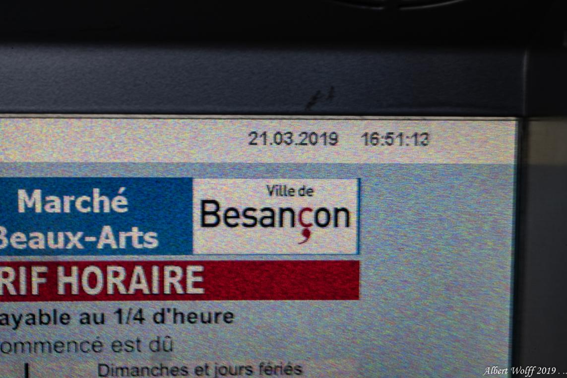 Besançon : une histoire de temps  (2)