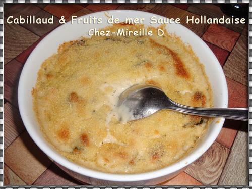 Sauce Hollandaise Facile au MicroCook