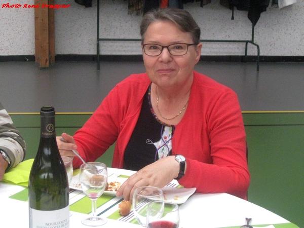 Le repas des Séniors 2018 vu par rené Drappier