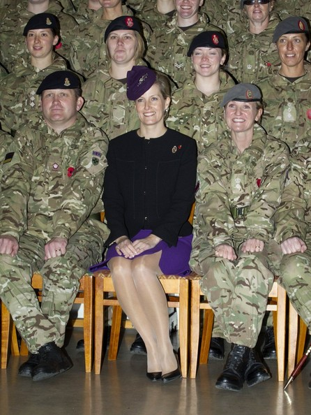 Sophie et les vétérans
