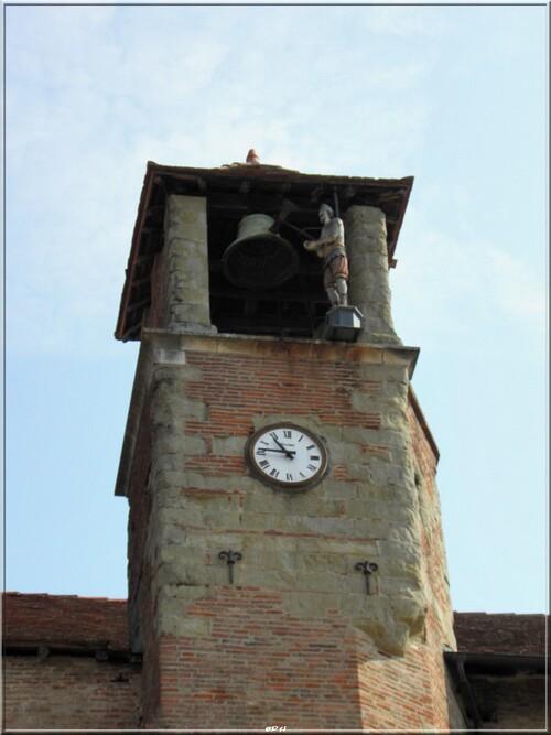 Le Jacquemart de Lavaur(Tarn)