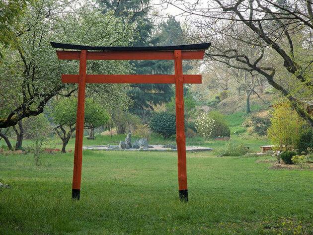 Jardin dragon