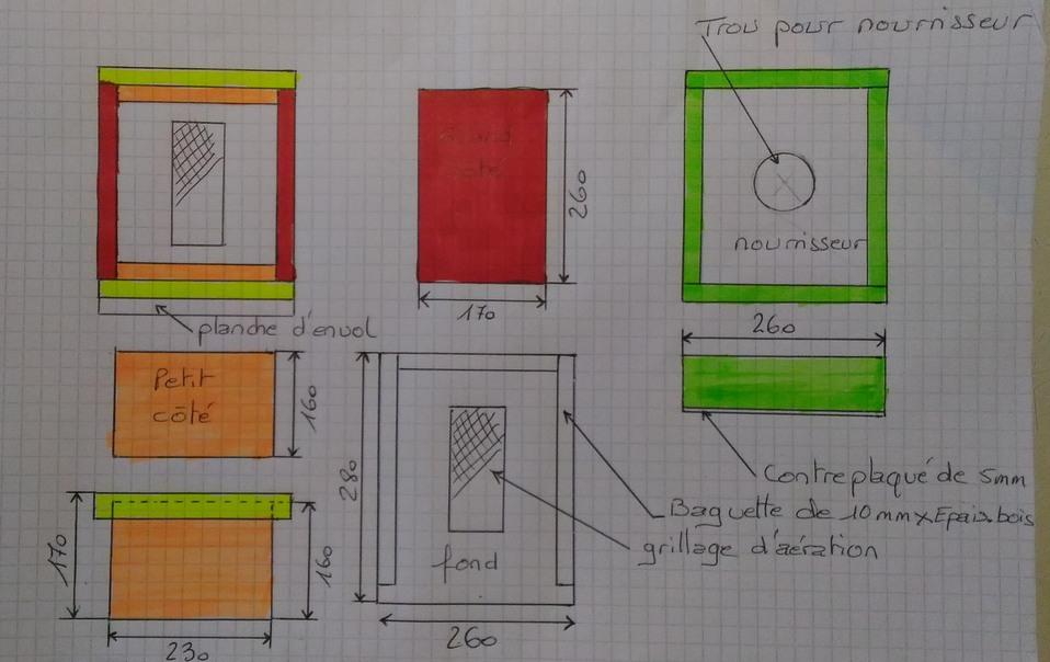 PRÉPARATION A L ELEVAGE DE REINES