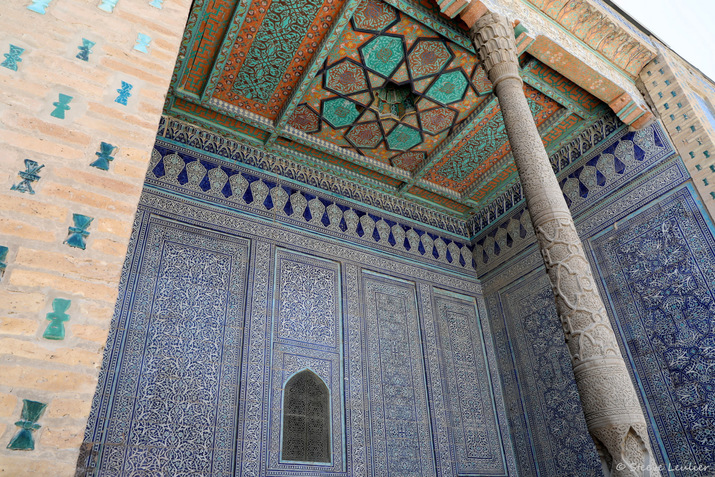 Tach Khaouli, le Harem, Khiva