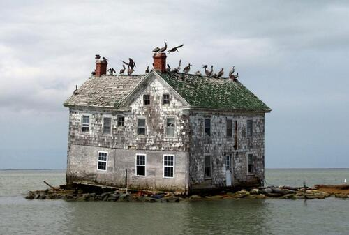 The Ballad of Holland Island House