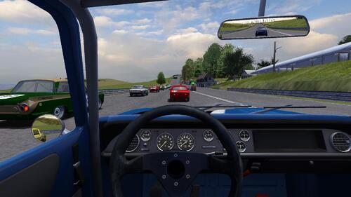 Renault 8 Gordini Gr2