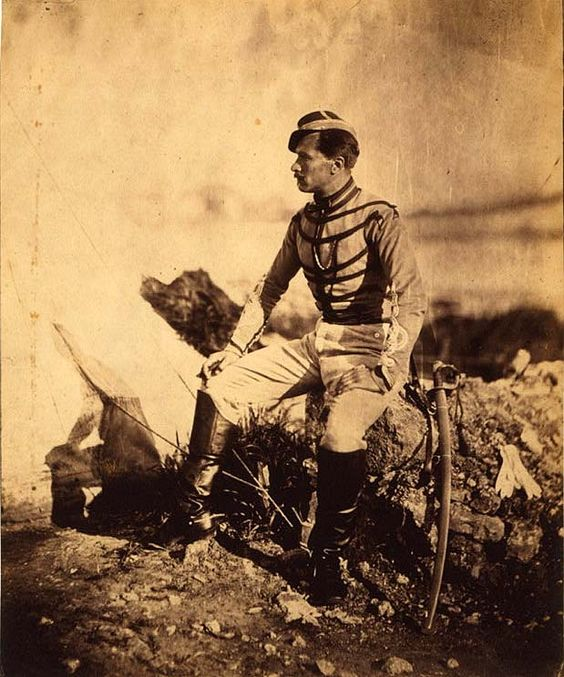 Crimean War Photographs by Roger Fenton, 1855: