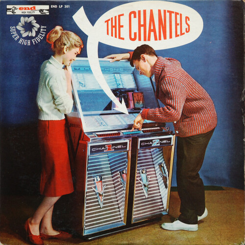 "The Chantels ; Album "" We Are The Chantels "" End Records END-301 [ US ]"