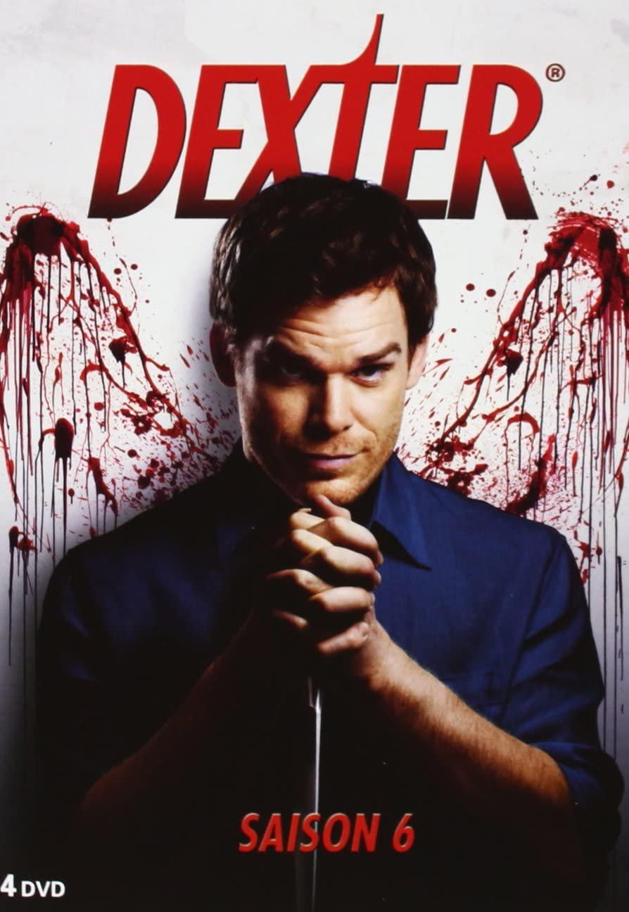 Dexter-Saison 6: DVD & Blu-ray : Amazon.fr