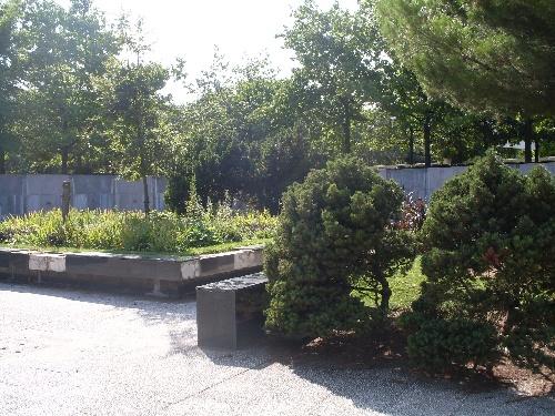 Arbres du jardin noir