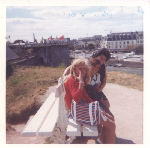 Septembre 1973 - Bretagne