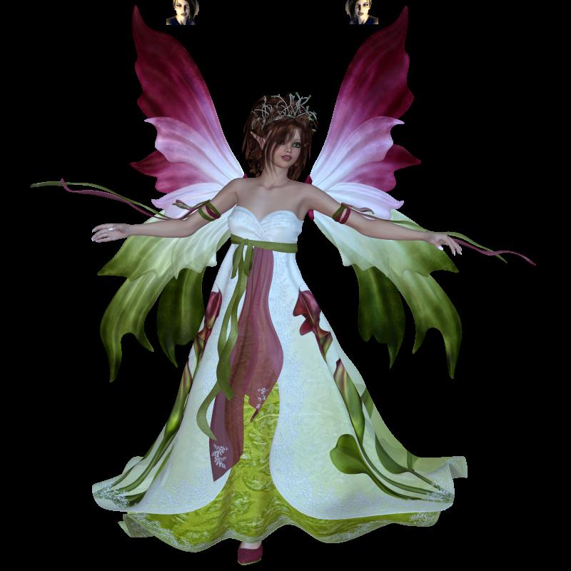 Tube fairy & elfes