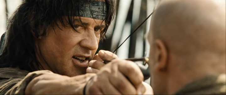 JOHN RAMBO - BOX OFFICE SYLVESTER STALLONE 2008