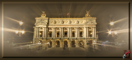 MO0003 - Tube Opéra Garnier