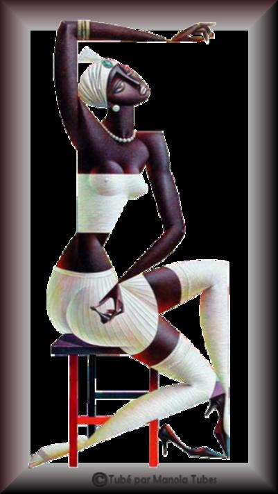 Tube femmes d'Afrique 2995
