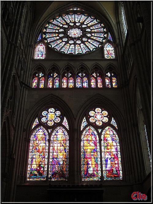 - Châlons-en Champagne - Cathédrale Saint-Étienne   -