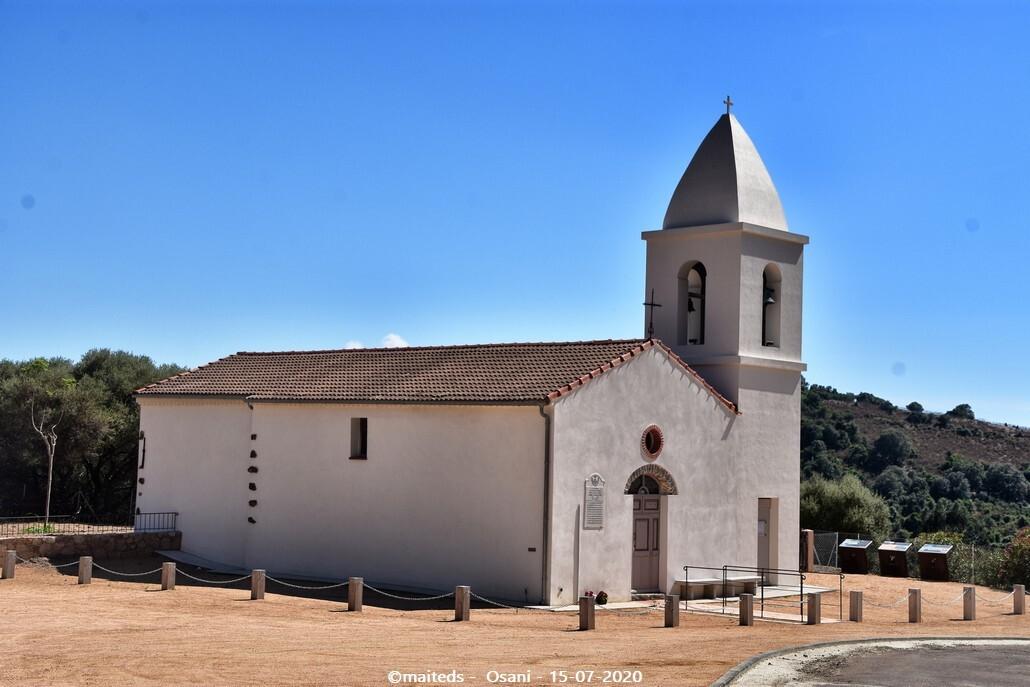 Église Saint-François - Osani - Corse