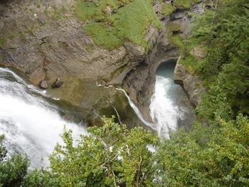 """La cascade des """"Los estrechos"""""""