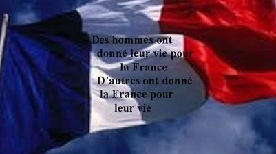 Pauvre France ...