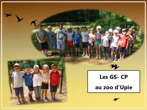 Zoo d'Upie : Le jardin aux oiseaux