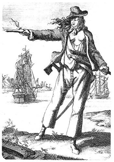 La pirate qui a fait trembler les Caraïbes