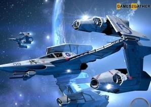 Hidden alphabets - Spaceship