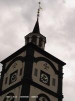 Røros-église