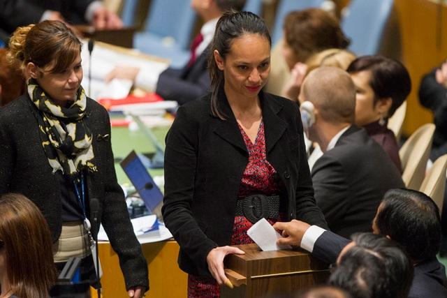 Les États membres élisent cinq membres non-permanents du Conseil de sécurité