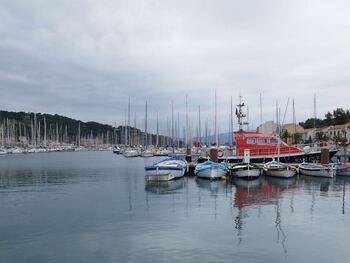 Le port de Saint-Mandrier