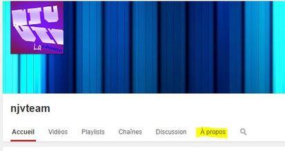 Bloquer une proposition de chaîne youtube