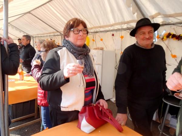 La Fête du Crémant 2016 à Châtillon sur Seine