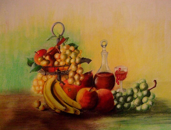 Fruits et liqueur (original)