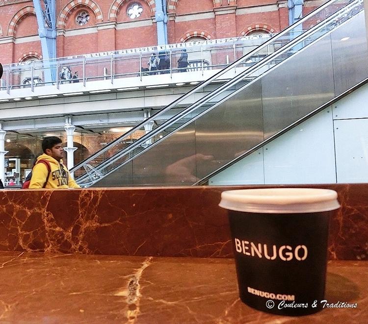 Ambiance à St Pancras