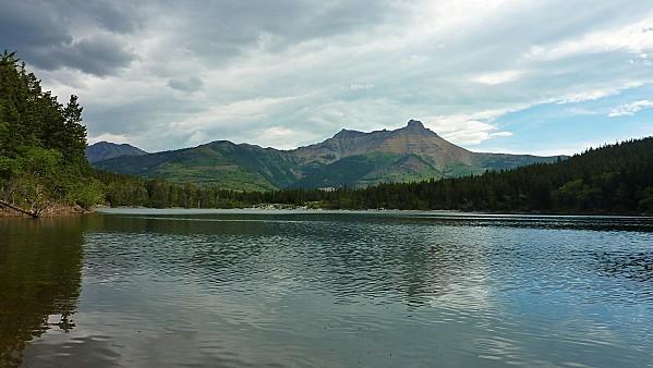 Jour 15 Warterton Crandell Lake