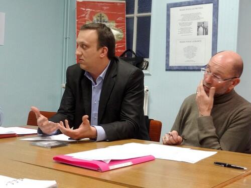 L'Assemblée de l'Association Saint Vorles et ses projets pour 2013