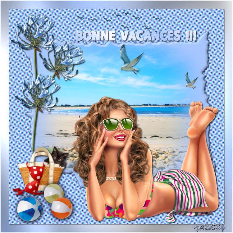 ♥ BONNE VACANCES ♥