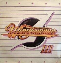 Windjammer - III - Complete LP