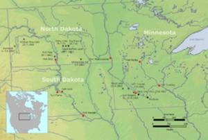 Traité de la traverse Sioux